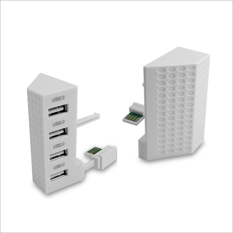 XboxONES USB HUB TYX-795S - XboxONE S - DOBE Videogame Accessories